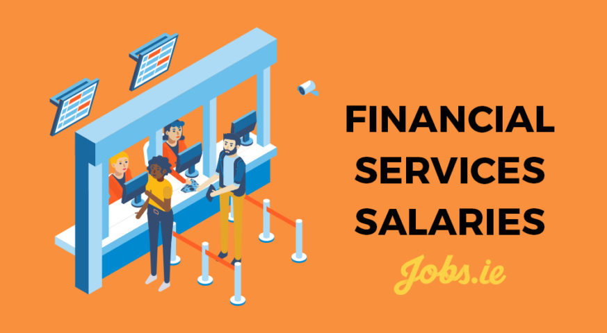 salaries in financial services in 2019
